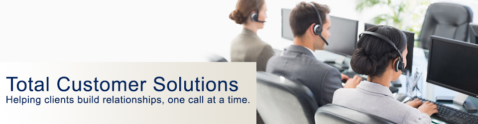 TCS United helps clients in a variety of industries with an array of customer care outsourcing services - read about services, results and benefits in our case studies. Find out how TCS can help you.