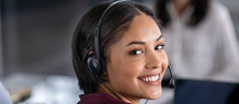 TCS United provides customer services account management, including live agent processing, inbound and outbound calls, customer service, and sales.
